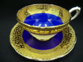 Sutherland China cabinet cup & saucer (1)